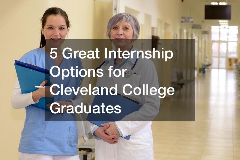 internships near Cleveland Ohio